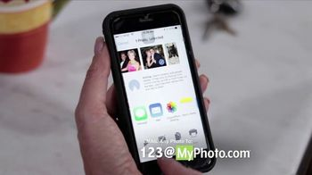 123@MyPhoto.com TV Spot, 'Put Your Pictures on Display' - Thumbnail 6