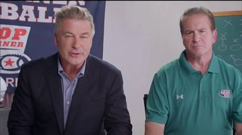 Pop Warner TV Spot, 'Play Safer' Featuring Alec Baldwin - 40 commercial airings