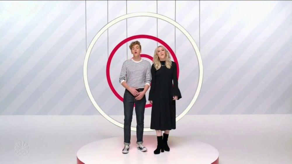 Target Christmas Commercial.Target Tv Commercial The Voice Christmas Featuring Chloe Kohanski Noah Mac Video