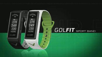 Revolution Golf TV Spot, 'Callaway GolFIT Sport Band' - Thumbnail 10