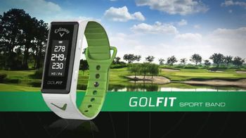 Revolution Golf TV Spot, 'Callaway GolFIT Sport Band'