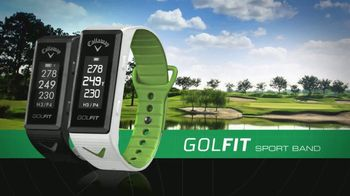 Revolution Golf TV Spot, 'Callaway GolFIT Sport Band' - Thumbnail 4