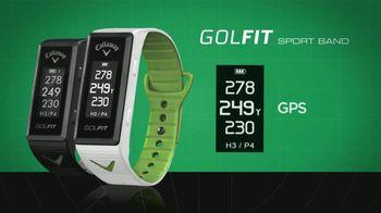 Revolution Golf TV Spot, 'Callaway GolFIT Sport Band' - Thumbnail 5