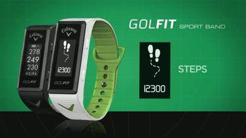 Revolution Golf TV Spot, 'Callaway GolFIT Sport Band' - Thumbnail 6