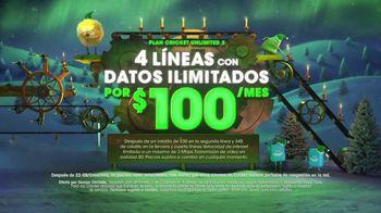 Cricket Wireless Unlimited 2 Plan TV Spot, 'Fiestas ilimitadas' [Spanish] - Thumbnail 4