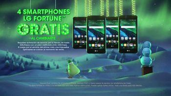 Cricket Wireless Unlimited 2 Plan TV Spot, 'Fiestas ilimitadas' [Spanish] - Thumbnail 5