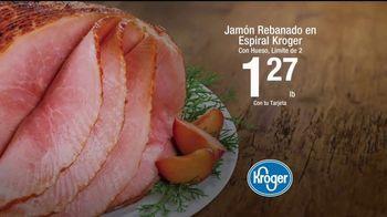 The Kroger Company TV Spot, 'Celebra tus fiestas: jamón' [Spanish] - Thumbnail 8