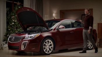Buick TV Spot, 'Shopping List: Something for Everyone on Your List' [T1] - Thumbnail 3