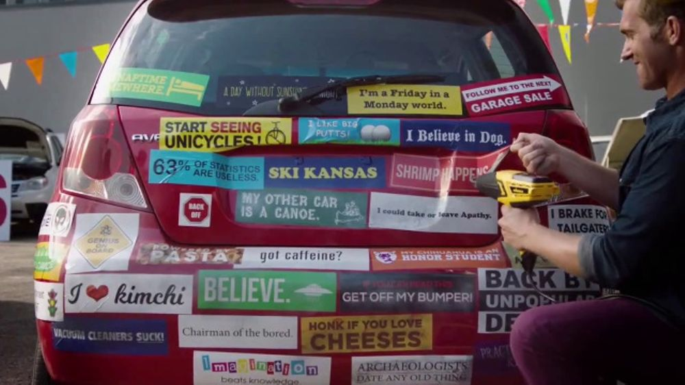 Wagner Furno Heat Gun TV Commercial, 'Removing Bumper Stickers' - iSpot.tv