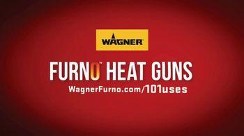Wagner Furno Heat Gun TV Spot, 'Removing Bumper Stickers' - Thumbnail 4