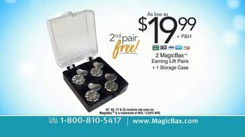 MagicBax Earring Lifters TV Spot, 'Secure Earrings' - Thumbnail 8