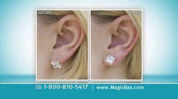 MagicBax Earring Lifters TV Spot, 'Secure Earrings' - Thumbnail 5