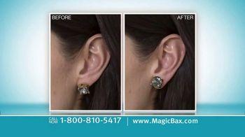 MagicBax Earring Lifters TV Spot, 'Secure Earrings' - Thumbnail 6