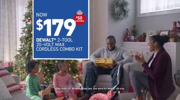Lowe's TV Spot, 'Gift-Giver: Dewalt Drill' - Thumbnail 10