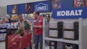 Lowe's TV Spot, 'Gift-Giver: Dewalt Drill' - Thumbnail 7
