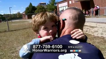 Wounded Warrior Project TV Spot, 'PTSD Support' Featuring Trace Adkins - Thumbnail 6