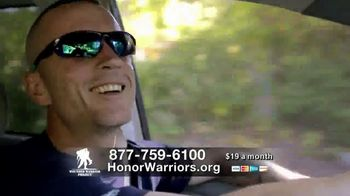 Wounded Warrior Project TV Spot, 'PTSD Support' Featuring Trace Adkins - Thumbnail 7