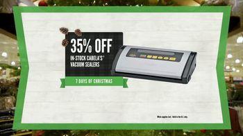 Cabela's Christmas Sale TV Spot, 'Celebrate the Seasons: Vacuum Sealers' - Thumbnail 6