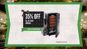 Cabela's Christmas Sale TV Spot, 'Celebrate the Seasons: Smokers and Boots' - Thumbnail 6