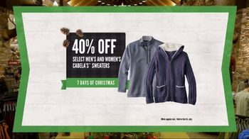 Cabela's Christmas Sale TV Spot, 'Celebrate the Seasons: Smokers and Boots' - Thumbnail 8