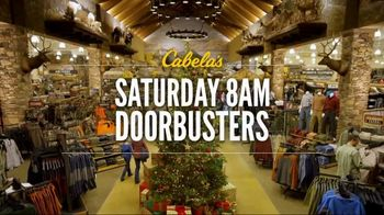 Cabela's Christmas Sale TV Spot, 'Celebrate the Seasons: Smokers and Boots' - Thumbnail 9