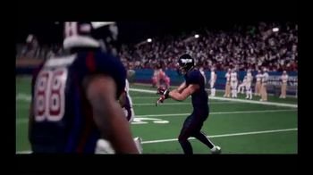 Madden NFL 18 TV Spot, 'Longshot Mode: Accolades' - 5 commercial airings