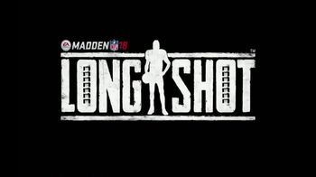 Madden NFL 18 TV Spot, 'Longshot Mode: Accolades' - Thumbnail 9