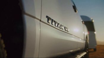 Nissan Master the Drive Sales Event TV Spot, 'The Choice: 2017 Titan'