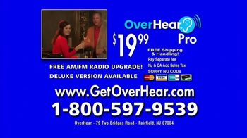 OverHear Pro TV Spot, 'Gives You Super Hearing' - Thumbnail 9