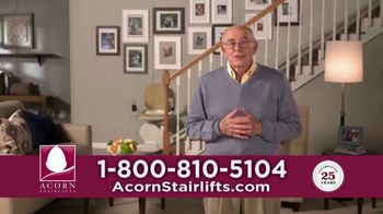 Acorn Stairlifts TV Spot, 'Stay in the Home You Love' - Thumbnail 1