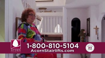 Acorn Stairlifts TV Spot, 'Stay in the Home You Love' - Thumbnail 4
