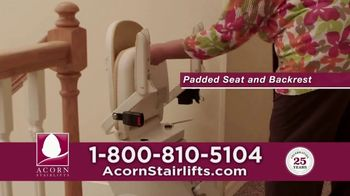 Acorn Stairlifts TV Spot, 'Stay in the Home You Love' - Thumbnail 6