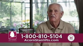 Acorn Stairlifts TV Spot, 'Stay in the Home You Love' - Thumbnail 9