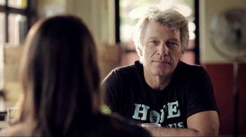 Jon Bon Jovi Soul Foundation TV Spot, 'Sweat Equity' - 153 commercial airings