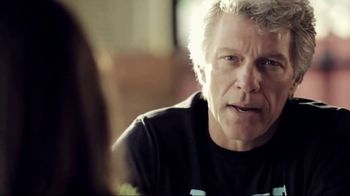 Jon Bon Jovi Soul Foundation TV Spot, 'Sweat Equity' - Thumbnail 5