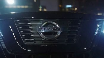 Nissan Master the Drive Sales Event TV Spot, 'Rogue Dark Side'