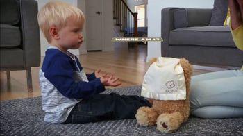 Peek-A-Boo Puppy TV Spot, 'Kids Love Peek-A-Boo' - Thumbnail 1
