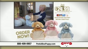 Peek-A-Boo Puppy TV Spot, 'Kids Love Peek-A-Boo' - Thumbnail 10