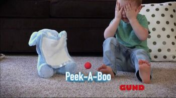 Peek-A-Boo Puppy TV Spot, 'Kids Love Peek-A-Boo'