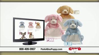 Peek-A-Boo Puppy TV Spot, 'Kids Love Peek-A-Boo' - Thumbnail 7