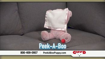 Peek-A-Boo Puppy TV Spot, 'Kids Love Peek-A-Boo' - Thumbnail 8