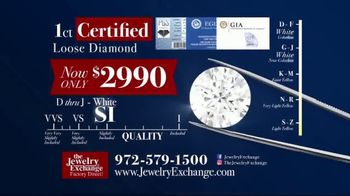 Jewelry Exchange TV Spot, 'Certified Quality Diamonds' - Thumbnail 3