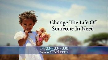 CBN TV Spot, 'Change the Life of Someone in Need' - Thumbnail 10