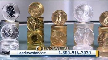 Lear Capital Precious Metals IRA TV Spot, 'Debt Bubbles' Ft. Patricia Stark - Thumbnail 6