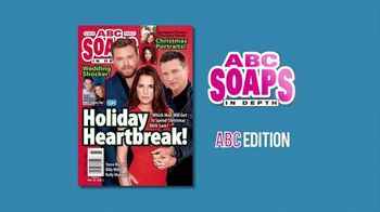 ABC Soaps In Depth TV Spot, 'General Hospital Holiday Heartbreak'