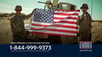 USO TV Spot, 'Not Forgotten' - Thumbnail 10