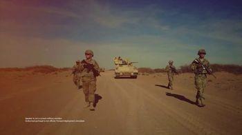 USO TV Spot, 'Not Forgotten' - Thumbnail 3