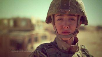 USO TV Spot, 'Not Forgotten' - Thumbnail 5