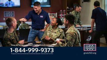 USO TV Spot, 'Not Forgotten' - Thumbnail 6