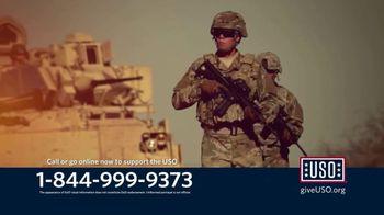 USO TV Spot, 'Not Forgotten' - Thumbnail 7